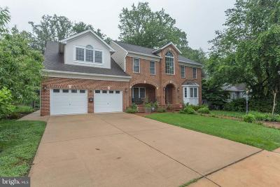 Falls Church Single Family Home For Sale: 610 Highland