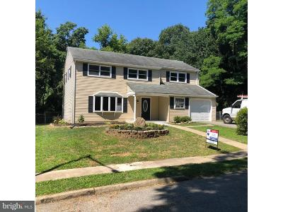 Coatesville Single Family Home For Sale: 296 Dulles Drive