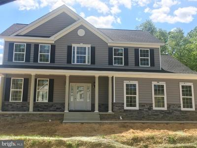Prince Frederick Single Family Home For Sale: 129 Oakland Hall Road