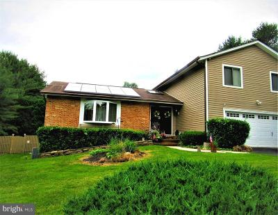 Owings Mills Single Family Home For Sale: 2 Dorset Hill Court