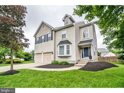 Mount Laurel Single Family Home For Sale: 91 Watson Drive