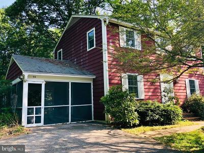 Severna Park Single Family Home For Sale: 114 Roads End Lane