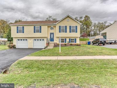 Smithsburg Single Family Home For Sale: 82 Byron Drive