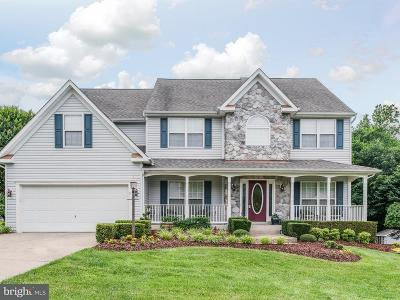 Fredericksburg City, Stafford County Single Family Home For Sale: 3 Vineyard Court