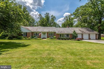 Baltimore Single Family Home For Sale: 1314 Milldam Road