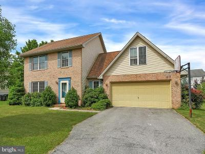 Mount Holly Springs Single Family Home For Sale: 21 Woodview Drive