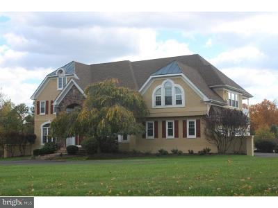 Bucks County Single Family Home For Sale: 4 Windy Hollow Road