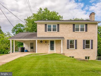 Fort Washington MD Single Family Home For Sale: $315,000