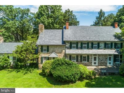Kennett Square Single Family Home For Sale: 150 Thompson Road
