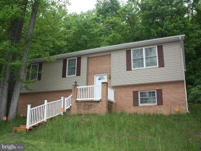 Berkeley Springs Single Family Home For Sale: 452 Southridge