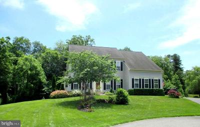 Harbeson Single Family Home For Sale: 27476 Covered Bridge Trail