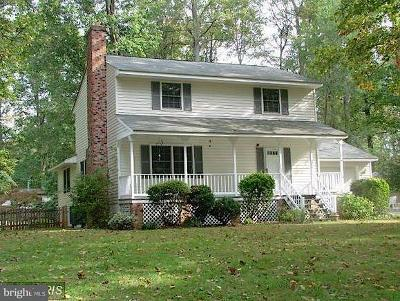 Warrenton Single Family Home For Sale: 7245 Hastings Lane