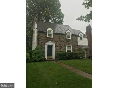 Bristol Single Family Home For Sale: 1205 Radcliffe Street