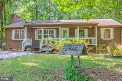 Stafford County Single Family Home For Sale: 3007 Mediterranean Drive