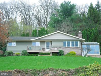 Single Family Home For Sale: 248 Harristown Road