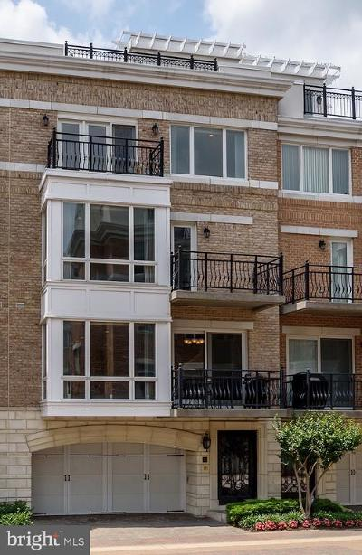 Baltimore Townhouse For Sale: 910 Valencia Court #183