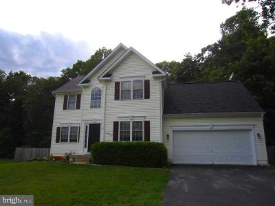 Single Family Home For Sale: 10808 Military Court