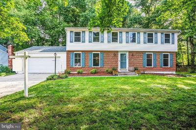 Columbia  Single Family Home Active Under Contract: 10256 Shaker Drive
