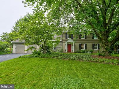 Lancaster Single Family Home For Sale: 1419 Valley Road