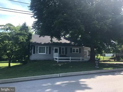 Phoenixville Single Family Home For Sale: 118 Hasson Road