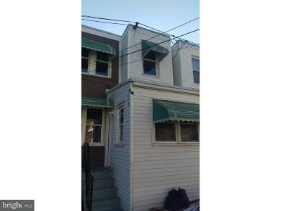 Darby PA Townhouse For Sale: $74,900