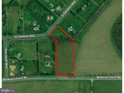 Cecil County Residential Lots & Land For Sale: Lot #1 Saint Clements Way