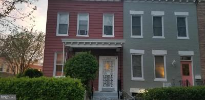 Petworth Townhouse For Sale: 5300 Illinois Avenue NW
