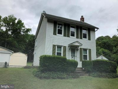 Perryville Single Family Home Under Contract: 456 Jackson Station Road