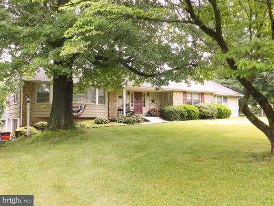 Chalfont Single Family Home For Sale: 103 S Limekiln Pk