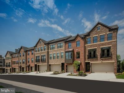 Fairfax Townhouse For Sale: 9721 Wood Violet Court