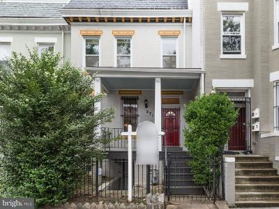 Columbia Heights Townhouse For Sale: 2717 11th Street NW