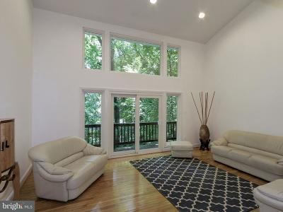 Bethesda Single Family Home For Sale: 8504 Carlynn Drive