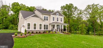 Purcellville Single Family Home For Sale: 38053 Touchstone Farms Lane