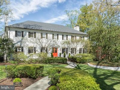 Washington Single Family Home For Sale: 4925 Lowell Street NW