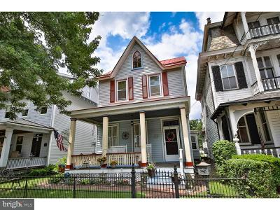 Bristol Single Family Home Under Contract: 821 Radcliffe Street