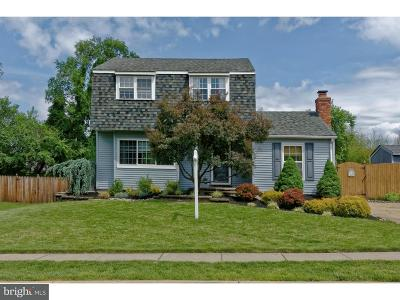 Gloucester Twp Single Family Home For Sale: 8 Constitution Road