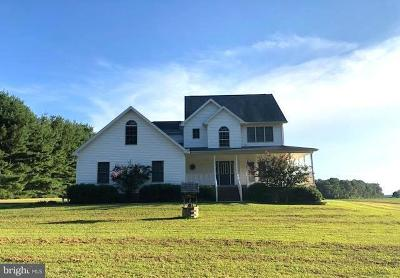 Seaford Single Family Home For Sale: 25914 Butler Branch Road
