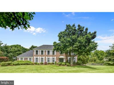 Princeton Single Family Home For Sale: 110 Potters Run