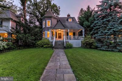Roland Park Single Family Home For Sale: 110 Hawthorn Road