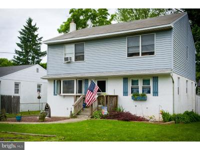 Bucks County Single Family Home For Sale: 528 Parkview Avenue