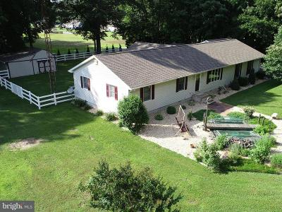 Georgetown Single Family Home For Sale: 25140 Mary Road