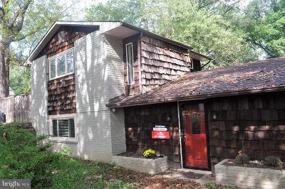 Montgomery County Single Family Home For Sale: 10200 Grant Avenue