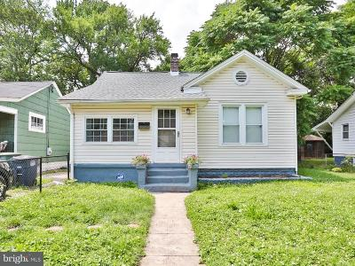 Brentwood Single Family Home For Sale: 4010 Cottage Terrace