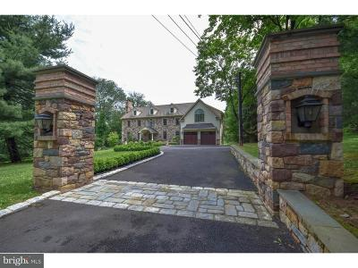 Bucks County Single Family Home For Sale: 2741 Furlong Road