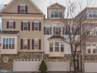 Cameron Station Townhouse For Sale: 5113 Vos Lane