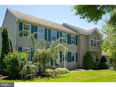 Bucks County Single Family Home For Sale: 5460 Geddes Way