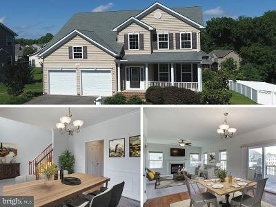 Chesapeake Beach Single Family Home For Sale: 7208 Chesapeake Village Boulevard