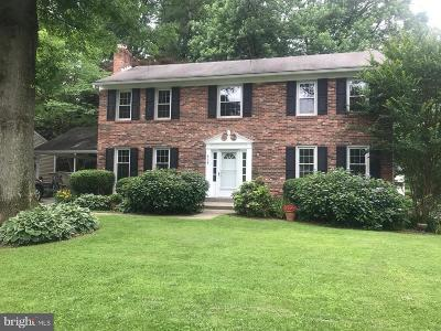 Rockville MD Single Family Home For Sale: $549,000