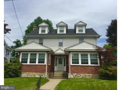 Lansdowne Single Family Home For Sale: 323 Lincoln Avenue