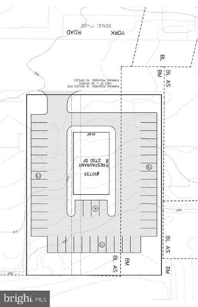 Cockeysville Residential Lots & Land For Sale: 10725 York Road